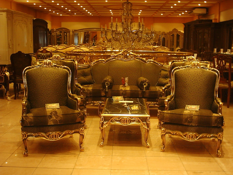 Egyptian furniture elkot store in alexandria